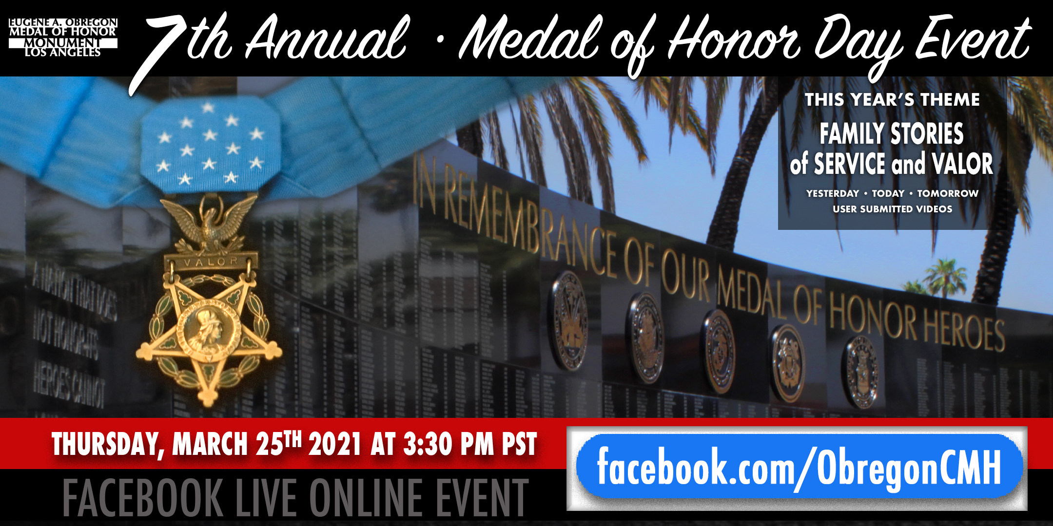 medal of honor day event